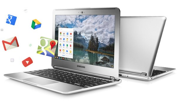 The Google Chromebook