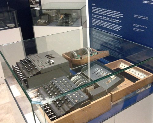 Enigma encryption machine