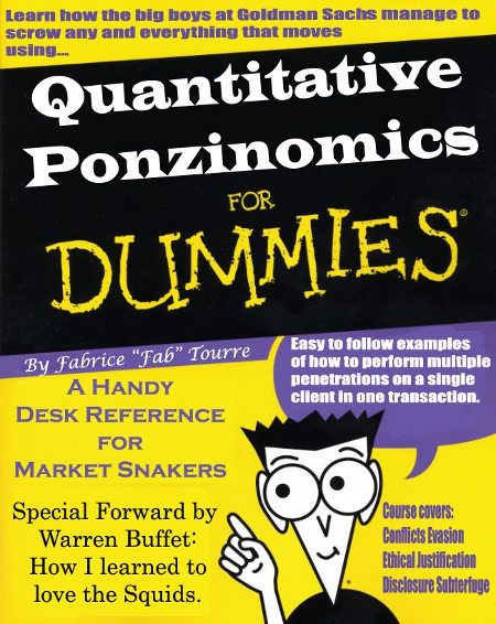 Quantitative Ponzinomics