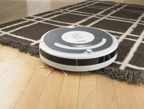 Roomba, cleaning