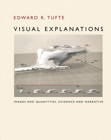 Edward Tufte. Visual Explanations